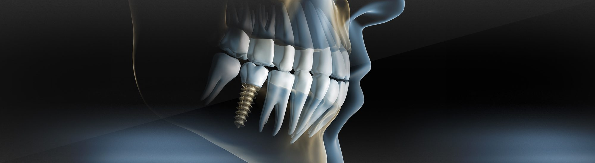 background image with teeth